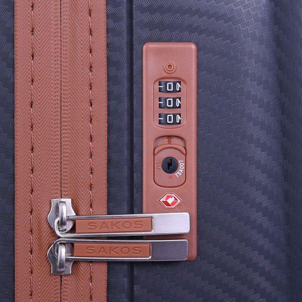 Vali kéo cao cấp Sakos LINERY Z26 mã VS886 16