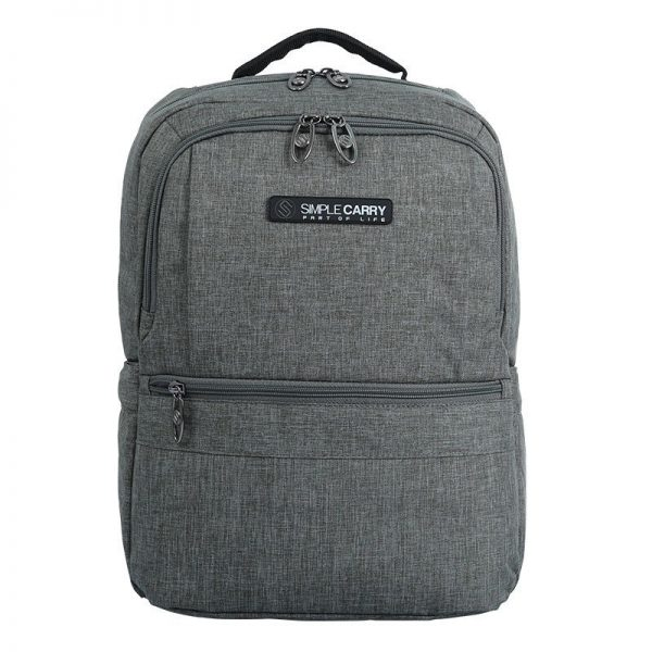 Balo laptop SimpleCarry ISSAC6 mã BS884 1