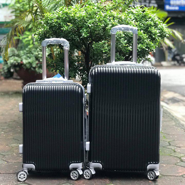 Vali kéo nhựa StartUp VLN-806 Size Ký Gửi 24 12