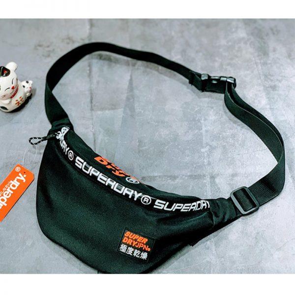 Túi đeo chéo Superdry Freshman Waist Bag mã TS895 1
