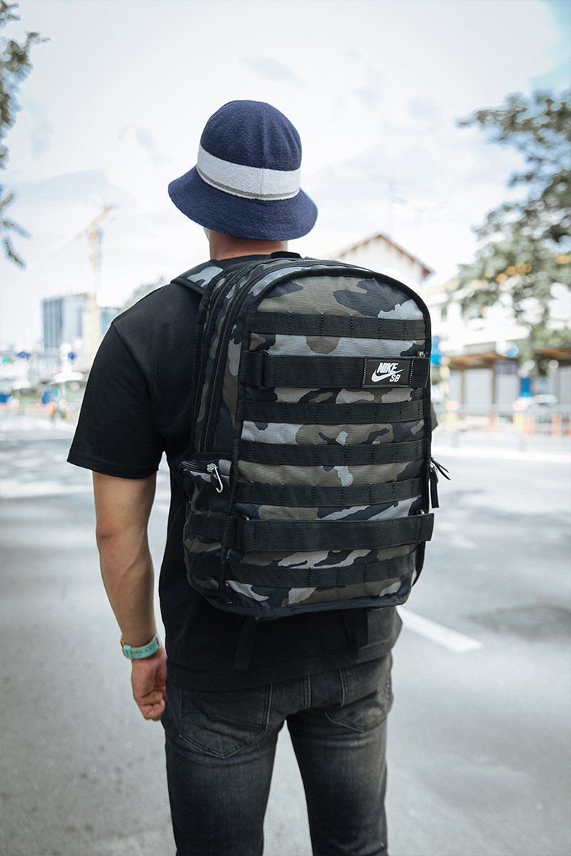 Balo Nike SB RPM Skateboarding Backpack Mã BN920 21