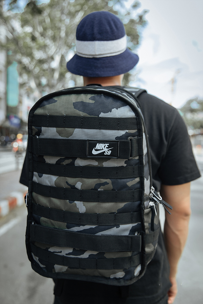 Balo Nike SB RPM Skateboarding Backpack Mã BN920 11