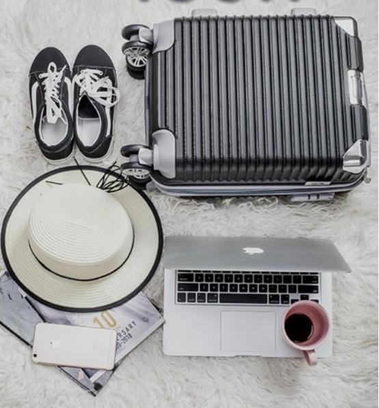 Du lịch cá nhân không thể thiếu vali kéo Hùng Phát VHP883 cỡ nhỏ 1