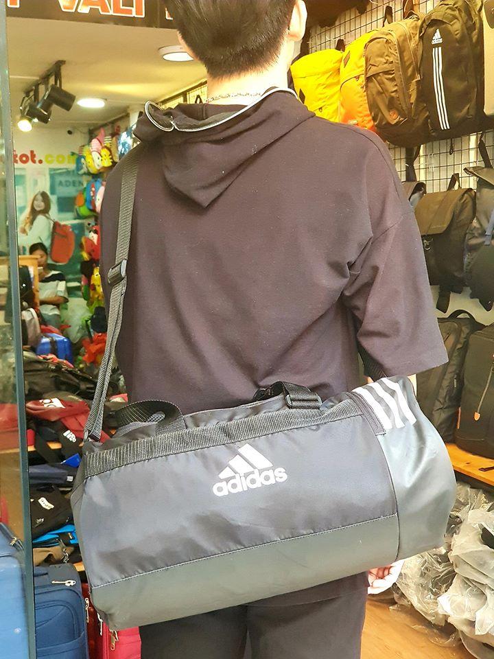 Cơ hội mua Túi Adidas Convertible 3 Stripes Duffel Bag giá chỉ 280K 5