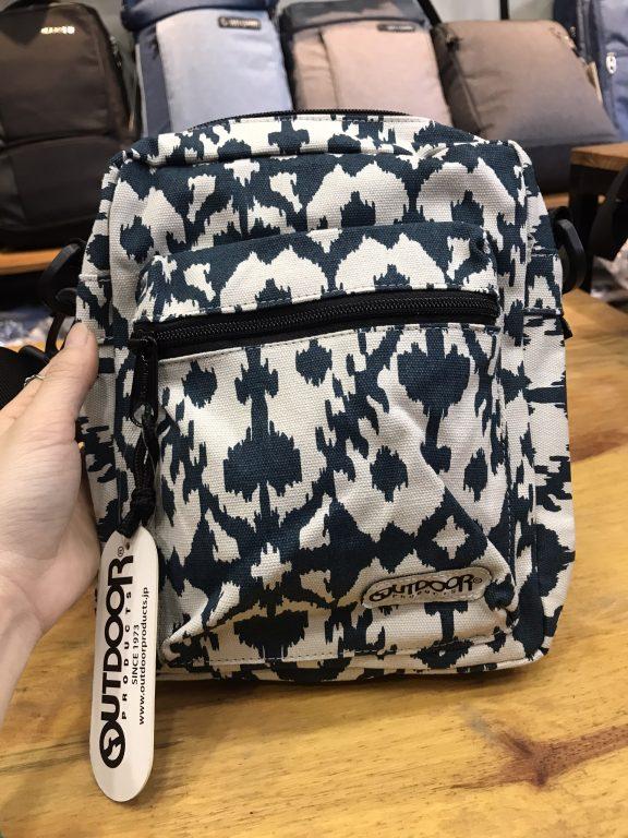 """Túi đeo chéo Outdoor Shoulder Mini Bag """"ngon, bổ, rẻ"""" lại thời thượng 1"""