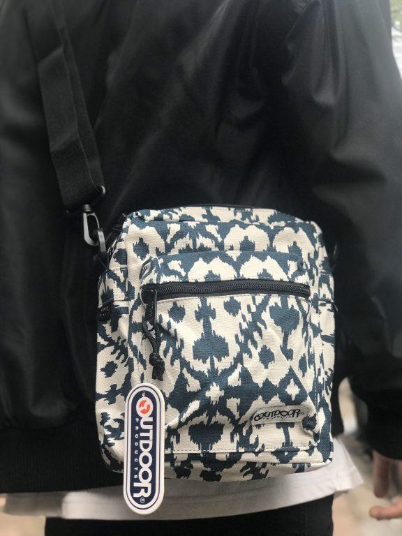 """Túi đeo chéo Outdoor Shoulder Mini Bag """"ngon, bổ, rẻ"""" lại thời thượng 2"""