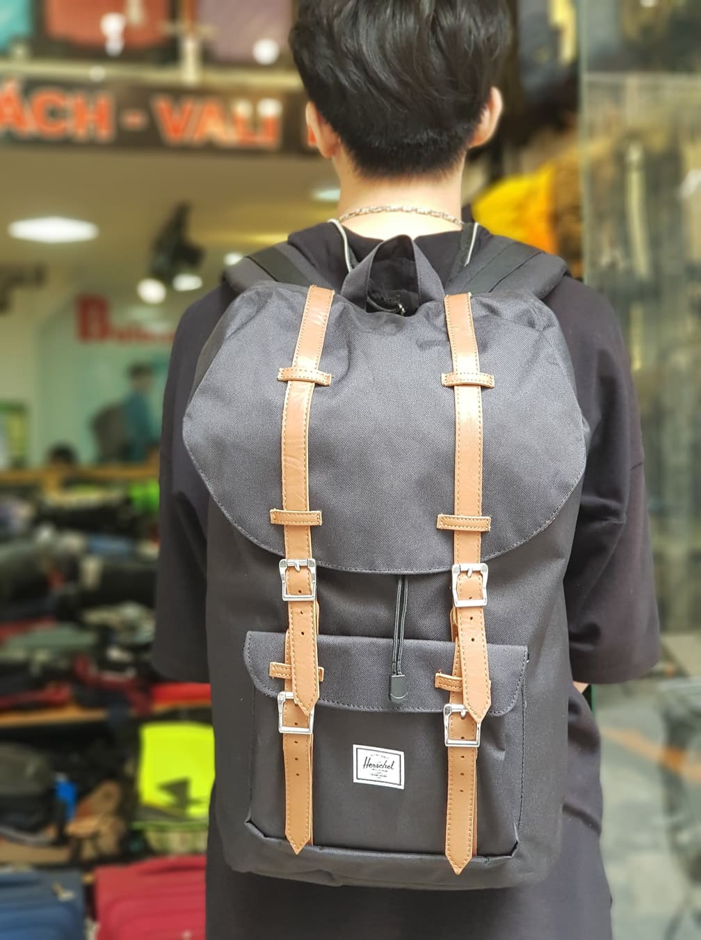 Siêu phẩm balo herschel little america backpack gây sốt năm 2020 1