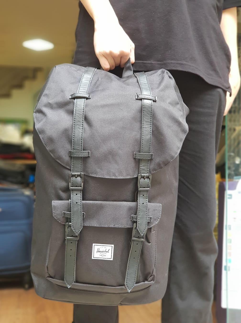 Siêu phẩm balo herschel little america backpack gây sốt năm 2020 10