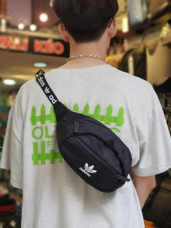 Túi bao tử Adidas National Waist Pack CK6590 - Item hoàn hảo cho những bạn đam mê vận động 5