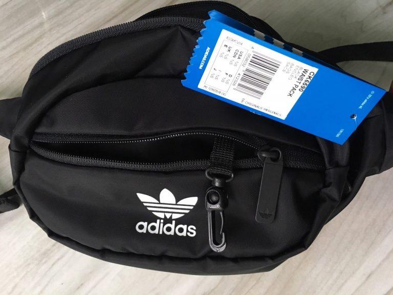 Túi bao tử Adidas National Waist Pack CK6590 - Item hoàn hảo cho những bạn đam mê vận động 3