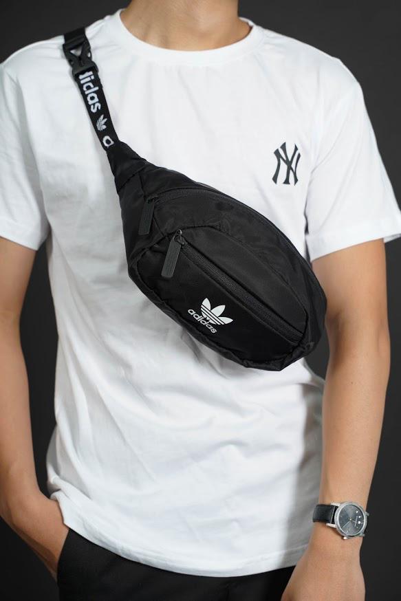 Túi bao tử Adidas National Waist Pack CK6590 - Item hoàn hảo cho những bạn đam mê vận động 4