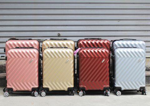 Vali kéo Travel King 911 phụ kiện cần thiết cho chuyến du lịch hè 8