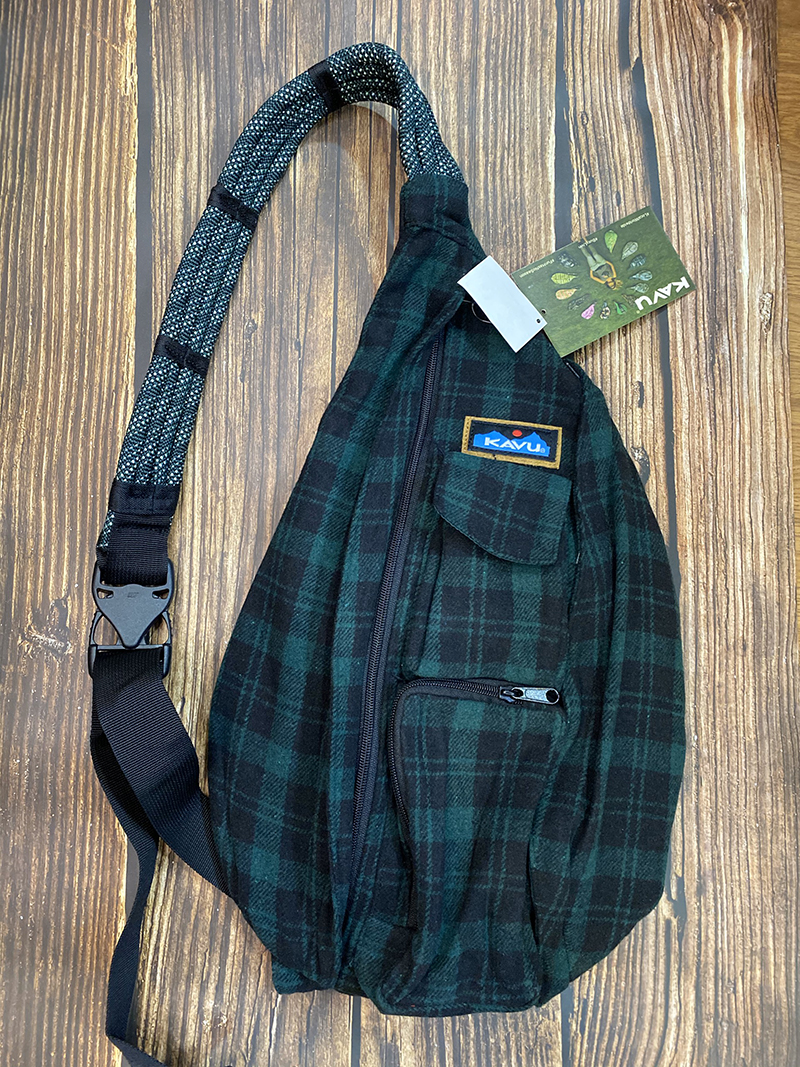 Balo Kavu Plaid Rope Bag Mã BK931 10