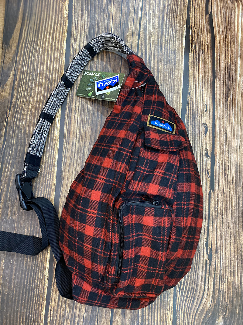 Balo Kavu Plaid Rope Bag Mã BK931 13
