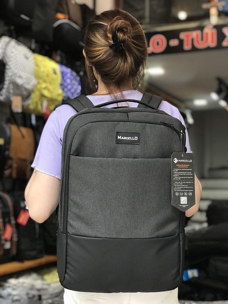 Balo Laptop Marcello 01 Backpack Mã BM941 1