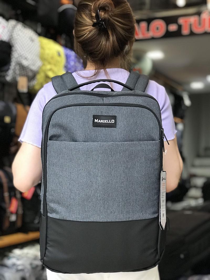 Balo Laptop Marcello 01 Backpack Mã BM941 3