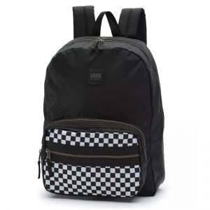 Balo Học Sinh Vans Distinction Checker Black