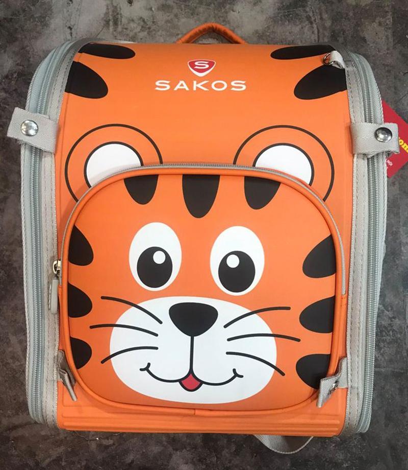Balo Học Sinh Sakos Lightly Tiger Chống gù siêu nhẹ Mã BS940 2