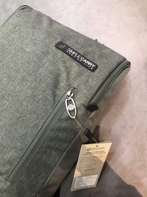 3 mẫu balo laptop Simple Carry 14 inch bán chạy nhất tại balotot.com 7