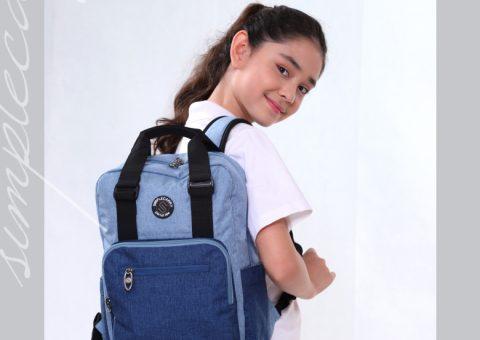 Balo laptop Simple Carry Issac 4 - item nhỏ xinh cho chị em chúng mình 14